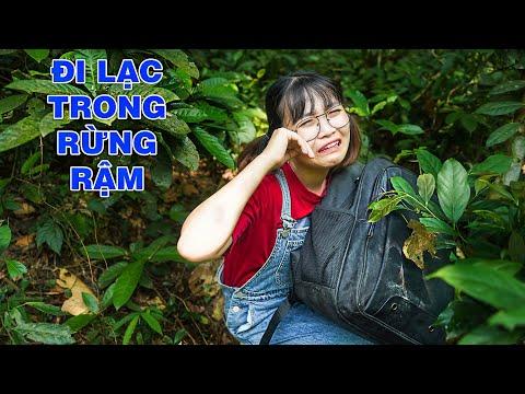 Chị Hà Sam Bị Lạc Trong Rừng Rậm Và Thử Thách Đi Tìm Hang Rơi | Foci