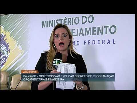video Decreto define nova programação orçamentária para o governo federal