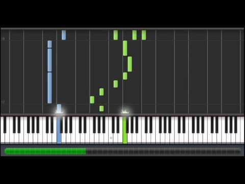 (How to Play) Learn to be Lonely (Phantom of the Opera Theme) on Piano (100%)