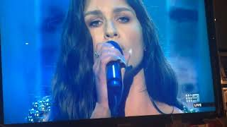 Bella Paige singing All by myself | The Voice Australia 2018