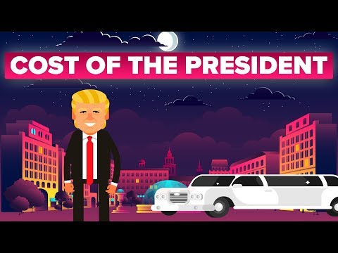 How Much Does a US President Cost the Taxpayers?