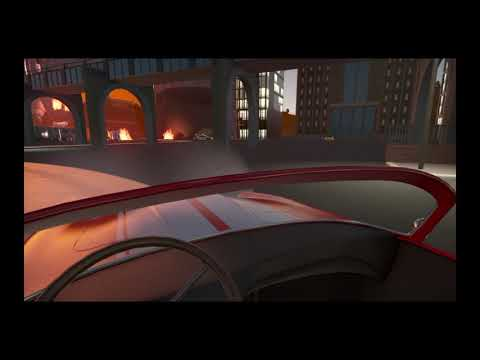 Planet Coaster Ghostbusters ride |