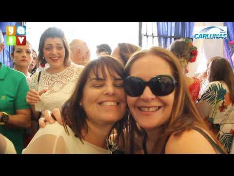 Caseta La Chicuelina Feria Real de Algeciras 2019 Martes