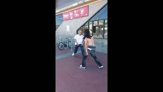 Gang fight 13 vs 14 FAL Fauthor recording