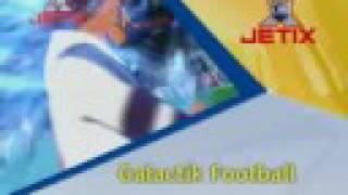 Intro Galactik Football Jetix