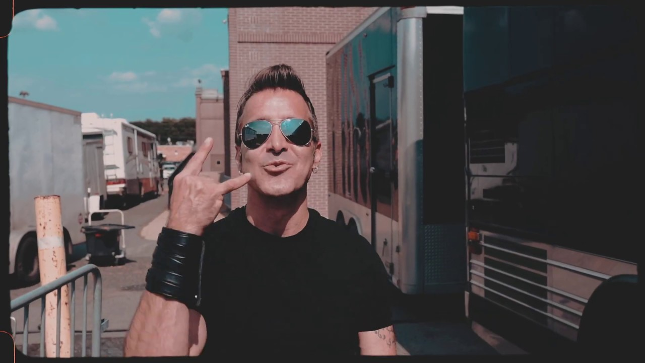 Scott Stapp The Space Between The Shadows Tour Week 5 Youtube