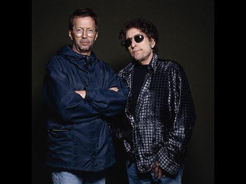 Bob Dylan & Eric Clapton  ~ Sign Language !