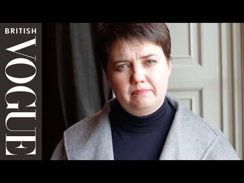Ruth Davidson: What Makes A Good Politician | British Vogue