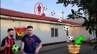 Football Box Challenge ! ( CINE NIMERESTE IN CUTIE )