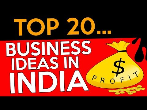 Top 20 Profitable Small Business Ideas in INDIA