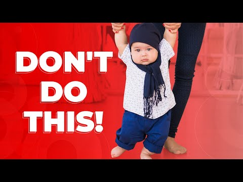 How to Teach a Baby to Walk – Steps to Help Your Baby Learn to Walk (And What to Avoid)