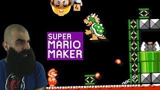 An Unlikely Start | Super Expert No Skip Challenge | Mario Maker [#52]
