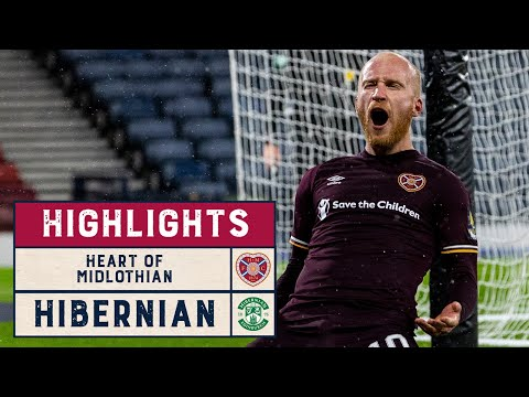 Hearts Hibernian Goals And Highlights