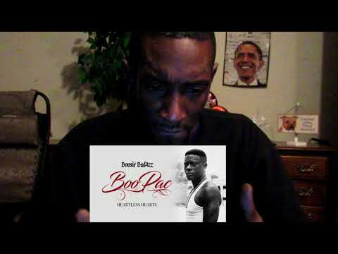 THE REAL REACTING TO Boosie Badazz Heartless Hearts (Audio)