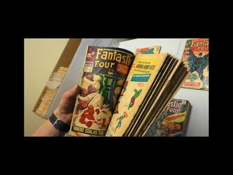 Vintage Comic Book Unboxing: HUGE 60s Haul! | SellMyComicBooks.com