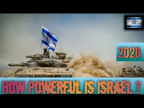 How Powerful Is Israel ?   Strength Of Israeli Defense Forces   Most Powerful Nation On Earth #12