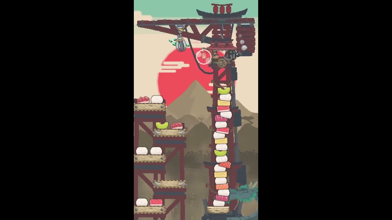 Rising Sushi - trailer (iOS & Android)