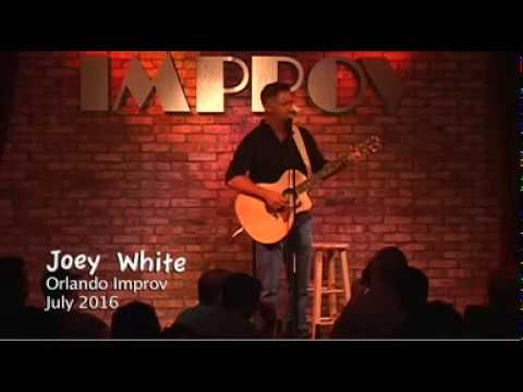 The Break-up Song (Maybe It Was Me) by Comedian Joey White