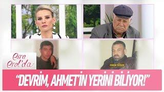 Mehmet Çetin telefon hattında - Esra Erol'da 13 Mart 2018