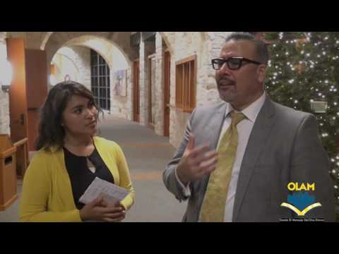 Radio olam austin Brenda s entrevista Pr Jose Murillo