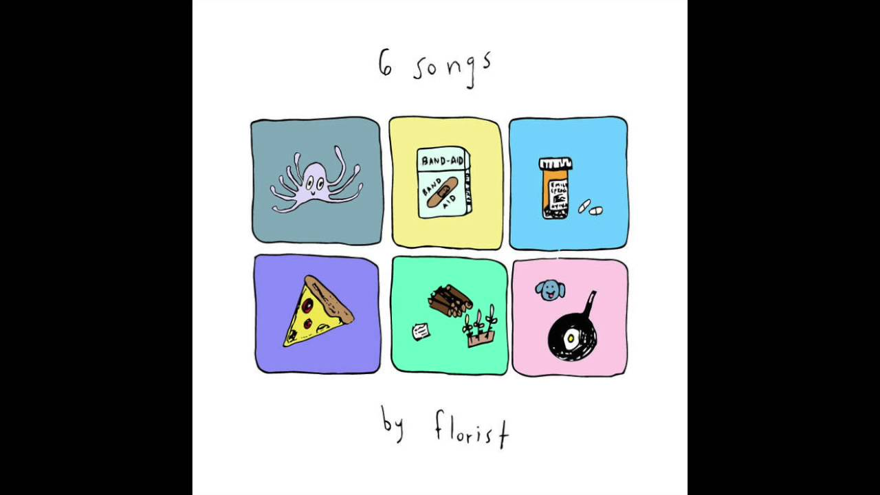 Florist - 6 days of songs (Full EP)