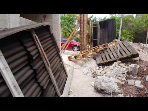 Demolicion casa lagos del sol.