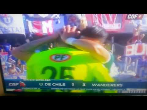 Compacto Final Copa Chile 2017 Wanderers 3 - Universidad de Chile 1