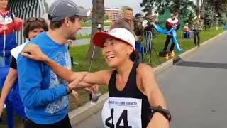 Чемпионат России по бегу: Якутянка пробежала 100 км