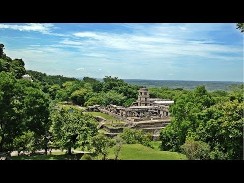 Mexico travel vlogs: days 7 & 8 (Uxmal, Campeche, Palenque, ect.)