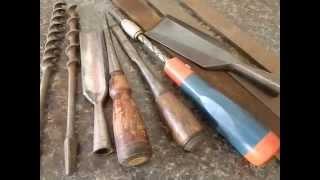 Some Garage Sale Finds - Vintage Tools