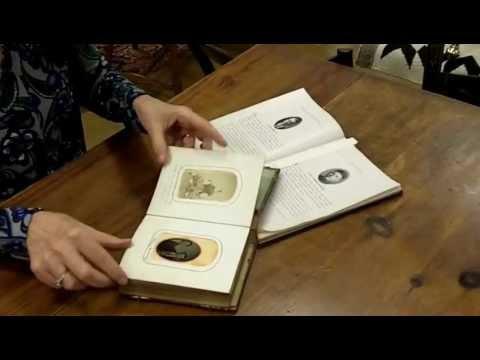 Fairfield World War Book & Antique Photo Album