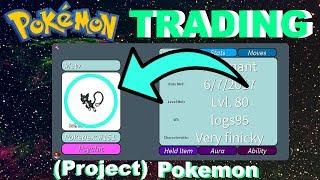 Progetto Pokemon: TRADING AURA KITTY MEW (Roblox)