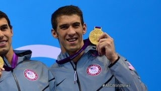 michael phelps wins most olympic medals in history