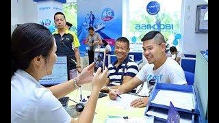 Mọi Thuê Bao Điện Thoại Di Động Đều Phải Cung Cấp Ảnh Chân Dung Cho Nhà Mạng  - Tin Tức VTV24