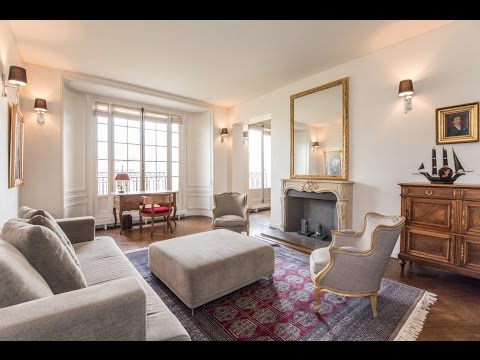 (Ref: 07039) 3-Bedroom furnished apartment on Avenue de Breteuil (Paris 7th)
