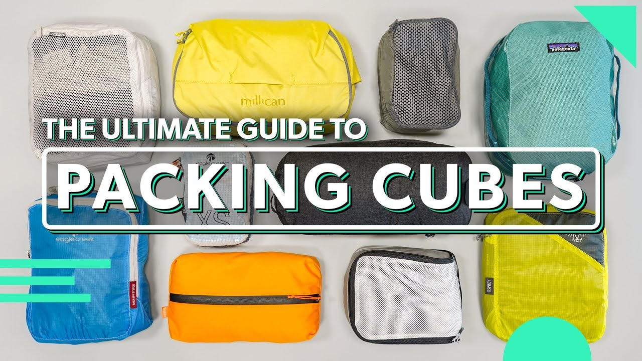 6ad39f71fa7b The Ultimate Packing Cubes Guide | How To Use & Choose The Best Packing  Cubes For Travel