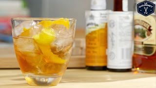 Rum Old Fashioned Cocktail Recipe - Le Gourmet TV 4K