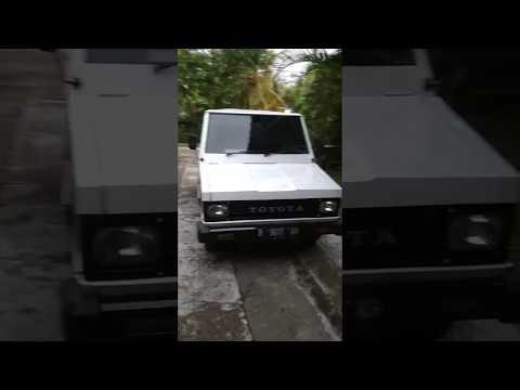 Toyota Kijang Kotak Tahun 1985