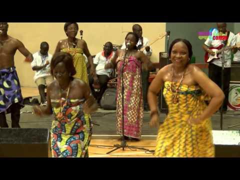 Concert Hosanna 2016 : Mikpawé avec les chantres du Bénin
