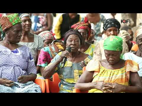 ? HE IS MARRIED TO 70 WIVES AND 240 CHILDREN-GHANA'S KING SOLOMON ?? ?