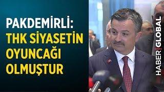 Bekir Pakdemirli: Türk Hava Kurumu Siyasetin Oyuncağı Olmuştur