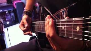 Soilwork - The Crestfallen (Guitar Cover)