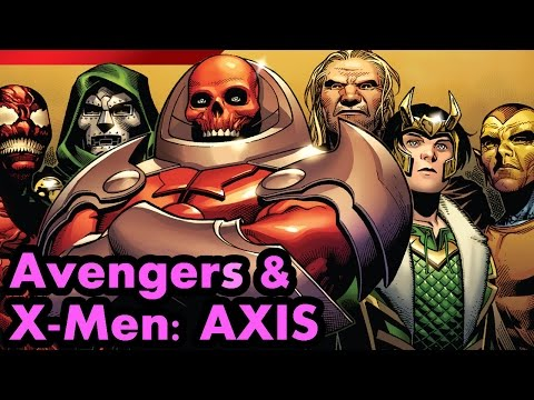 Avengers & X-Men: AXIS Complete Story