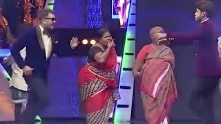 Kuthu dance with salsa