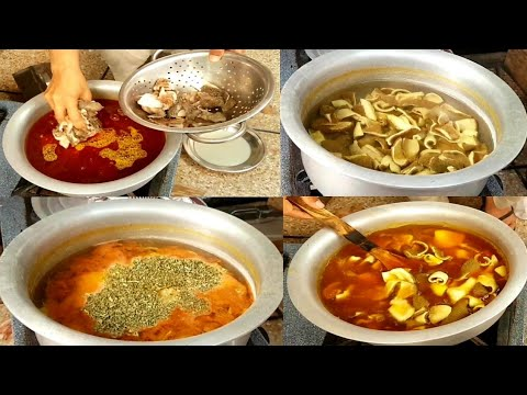 Mutton Ojhri | Boti ka Salan | Goat Intestine | Organ | Hindi Urdu