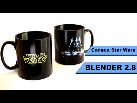 Como Texturizar No Blender 2.8