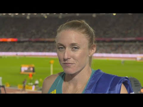 WCH 2017 London –Sally Pearson AUS 100 Metres Hurdles Gold