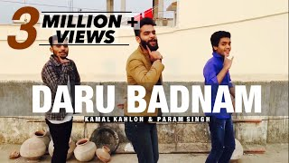 Daru Badnam | Dance Video | Kamal Kahlon & Param Singh | Harsh Bhagchandani Choreography