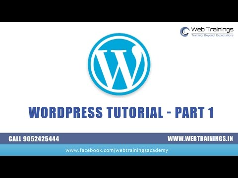 WordPress Tutorials for Beginners Step by Step - Domains and Hosting - Part 1
