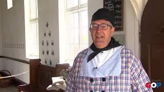 Tulip Time | Sen. Victory visits the Dutch Village